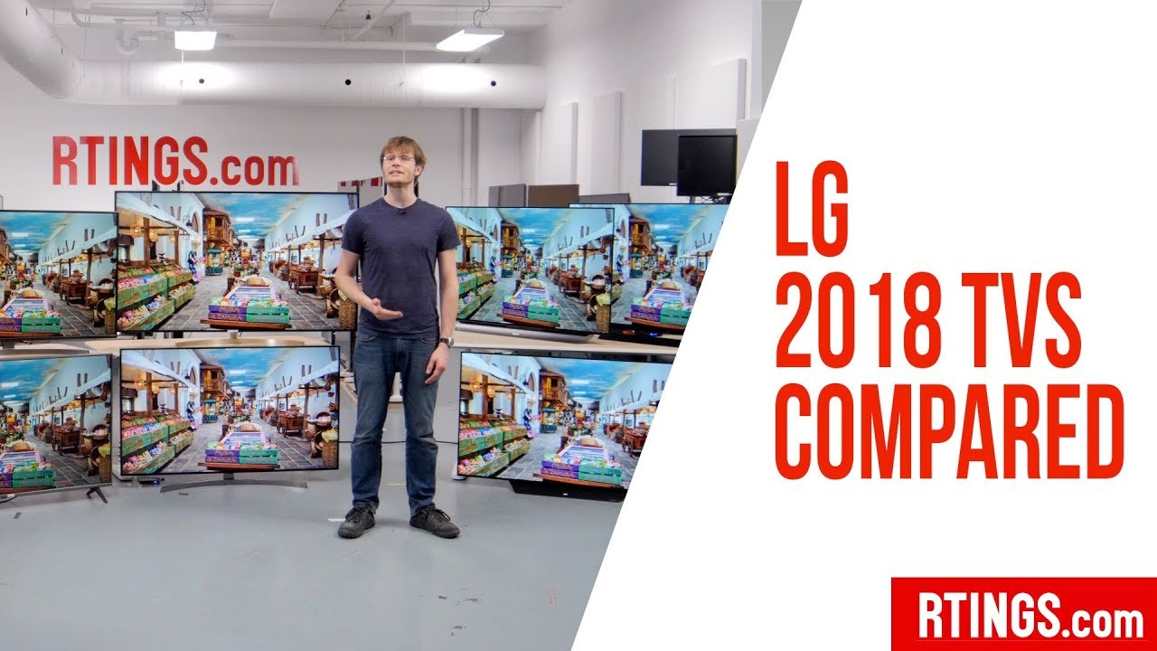 All LG 2018 4k TVs Compared - RTINGS com