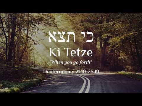 Ki Tetze - Learn Biblical Hebrew from Deuteronomy 23:2-4