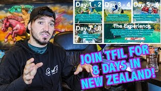 YOU CAN JOIN TFIL IN NEW ZEALAND!!! Don