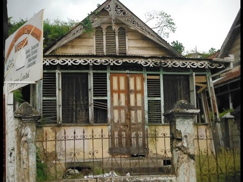 Trinidad Old Houses