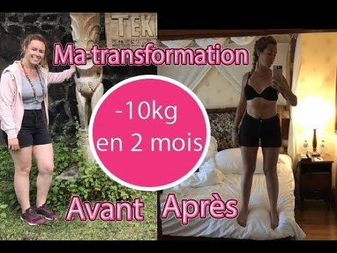 Maigrir sans régime : Perte de poids extrême / 10 kg en 2
