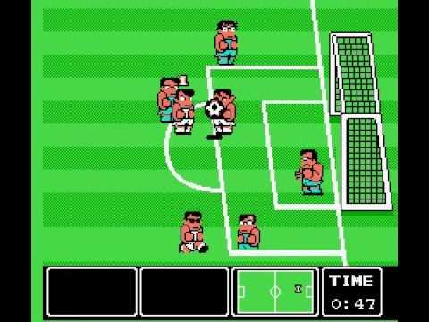 NES Longplay [607] Kunio Kun no Nekketsu Soccer League (Fan Translation) from YouTube · Duration:  2 hours 44 minutes 21 seconds