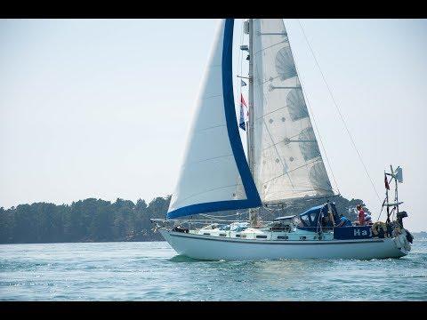 Bay of Biscay - Sailing SV Haji Ep. 1