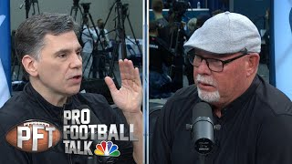 Arians thinks Bucs' defense could be elite in 2020 (FULL INTERVIEW) | Pro Football Talk | NBC Sports