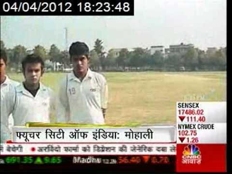 CNBC-Awaaz_Cricket stadium mohali. FCI..wmv watch this video