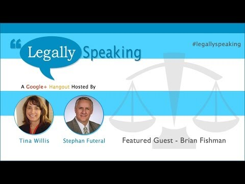 Legally Speaking - December 30, 2013 - Featuring Criminal Defense Attorney Brian Fishman