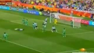 Argentina vs Nigeria 1-0 W.Cup 2010