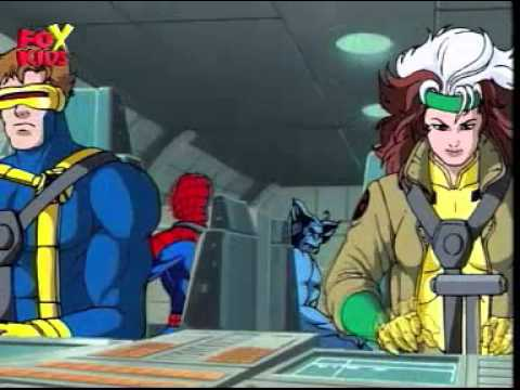 Spiderman the Animated Series - X-Men