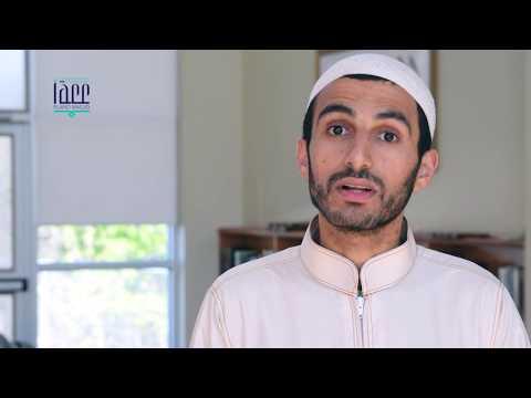 Qari Moaz Abied at IACC