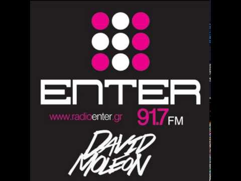 David Moleon @ Enter Radio Greece - 2015