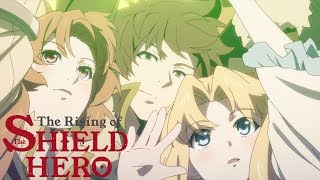 The Rising Of The Shield Hero Opening 2 FAITH
