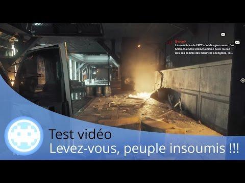 Test vidéo - Homefront: The Revolution - Graphismes, Gameplay et Avis !