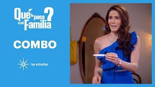 ¿Qué le pasa a mi familia?: ¡Regina está embarazada! | C-82 | Las Estrellas