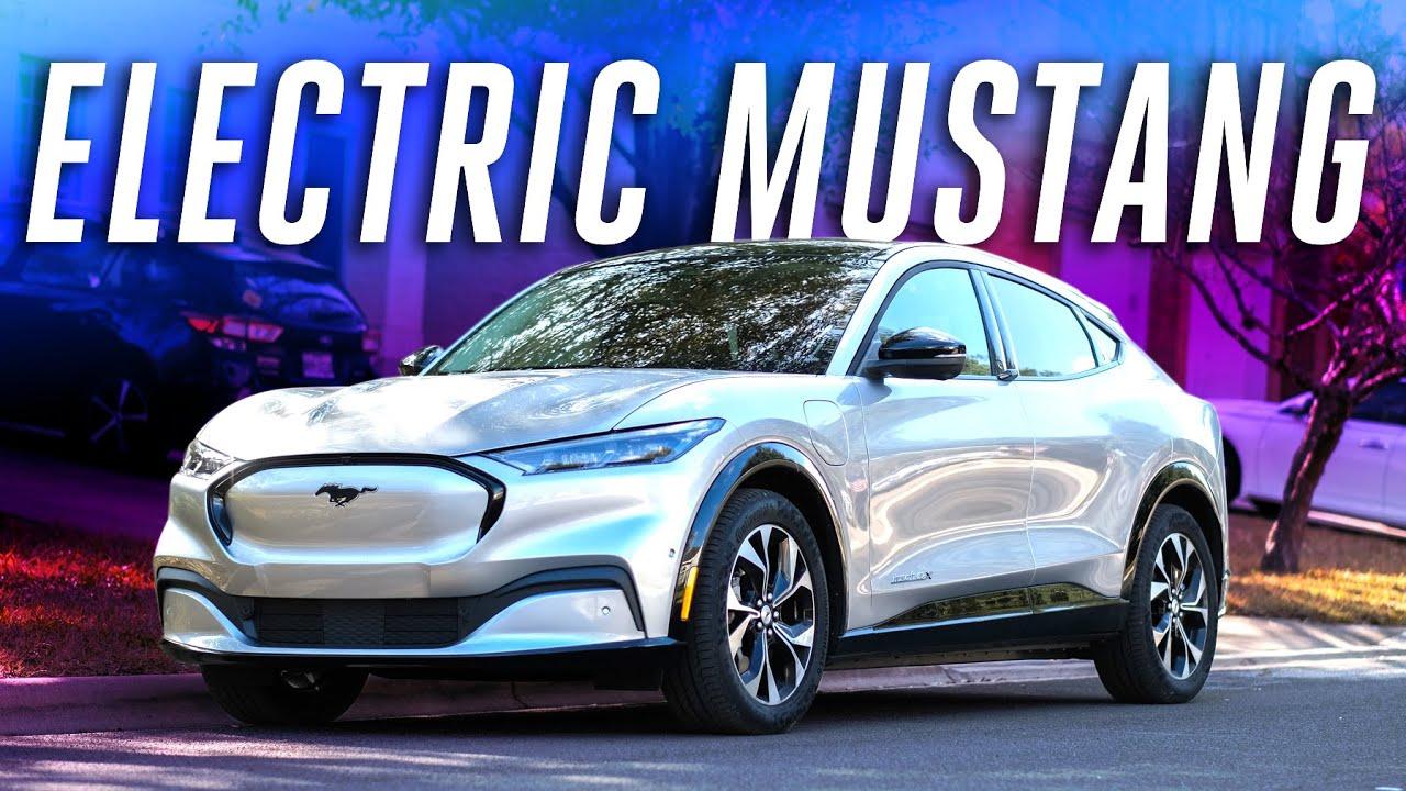 Mustang Mach-E : The Next Most Popular EV