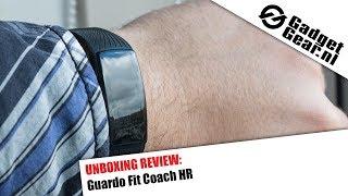 Unboxing Review: Guardo Fit Coach HR