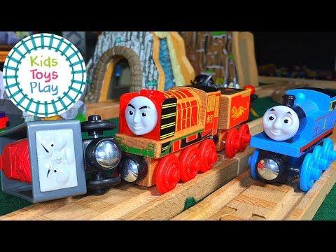 Thomas & Friends The Runaway Truck   Thomas the Train Full Episode Parodies Season 22