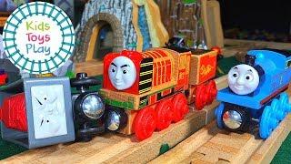 Thomas & Friends The Runaway Truck | Thomas the Train Full Episode Parodies Season 22