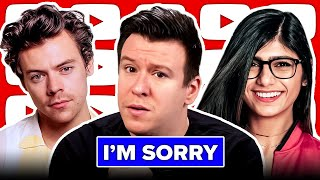 Guess Why He's Trying To Shut Down My Channel... Harry Styles, Mia Khalifa, Cuomo Nursing Home