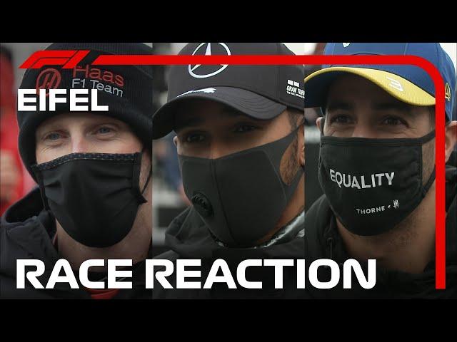 2020 Eifel Grand Prix: Post-Race Driver Reaction