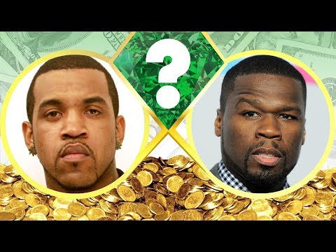 WHO'S RICHER? - Lloyd Banks or 50 Cent? - Net Worth Revealed! (2017)