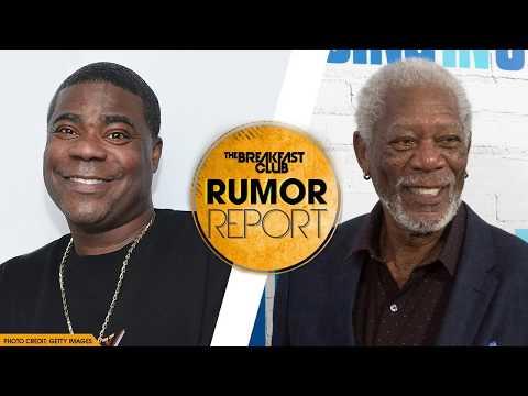 Tracy Morgan Says Morgan Freeman Slapped Him In The Face