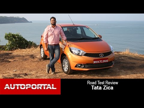 Tata Tiago Test Drive Review - Auto Portal
