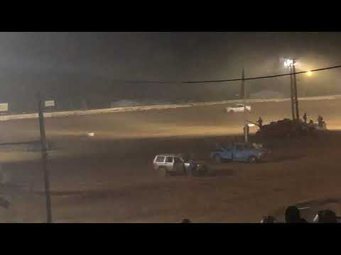 Midway speedway October 5, 2019 4cylinders