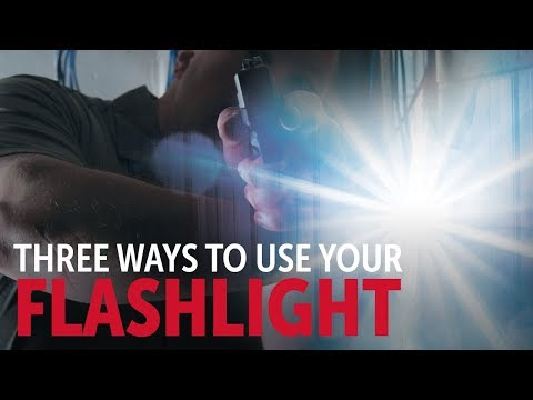 Into the Fray Episode 215: How To Use Your Flashlight (3 Ways)