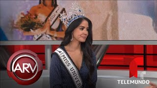 Zuleika Soler quiere llevar la primera corona de Miss Universo a El Salvador | Telemundo