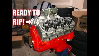600 Horsepower Big Block Chevy Buildup!