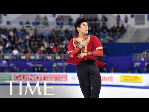 Nathan Chen Was The First Skater To Land 5 Quadruple Jumps | Next Generations Leaders | TIME