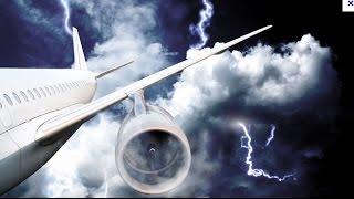 Orages et sécurité aérienne. Documentaire complet