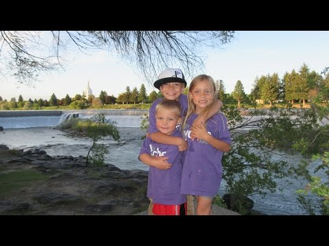 🚌FAMILY RV TRIP || IDAHO FALLS || VLOG USA🇺🇸 || DYCHES FAM