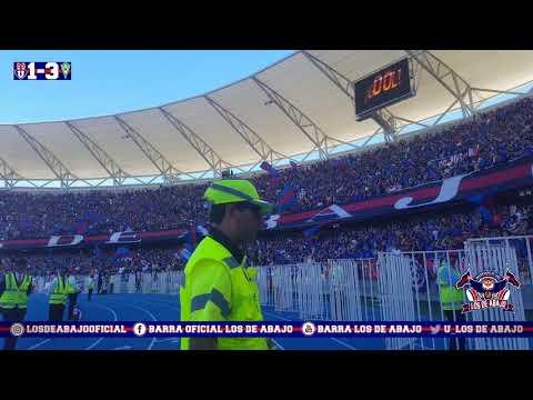 LOS DE ABAJO - FINAL COPA CHILE