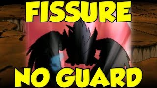 NO GUARD + FISSURE MEGA PIDGEOT!