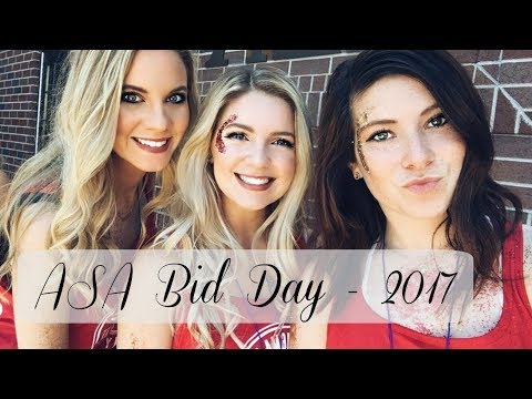 BID DAY 2017 - ASA - Indiana State University