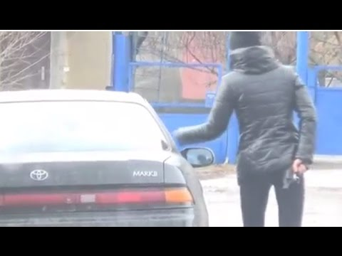 Угон машины во время покупки ПОДСТАНОВА