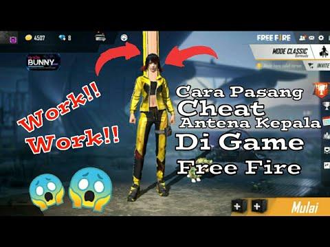Cheat Antena Di Free Fire Terbaru 2020 Tanpa Game Guardian Tampa Takut Di Banned Youtube