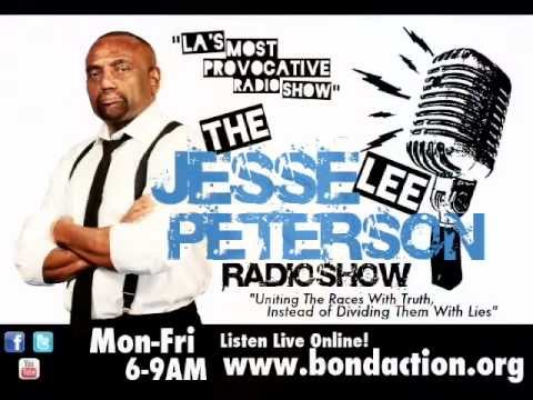Jesse Lee Peterson Radio Show w/ Dr. Michael Bernard Beckwith