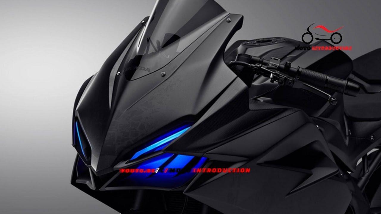 New 2020 Honda Cbr250rr Concept 2020 Honda Cbr250rr Matte Black Special Sport Bike 250cc Youtube