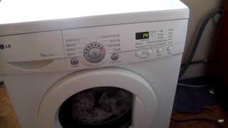 Пральна машина не крутить барабан. Не крутиться барабан пральної машини LG: Що робити?