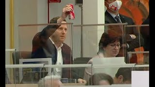 Austrian MP shows even a can of Coke tests positive for Covid1984!