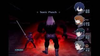 Shin Megami Tensei : Persona 3 FES -30- To Level 30