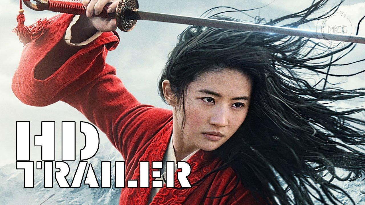Mulan Trailer Deutsch