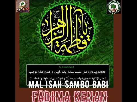 Download O'OHH SAYYADA KENAN  TASARABAR MAULIDIN AMBATO SOKOTO  ANNABIN DAI MASOYA.