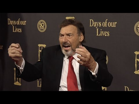 Joseph Mascolo Red Carpet Style at Days of Our Lives 50 Anniversary Party