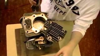 Comment fonctionne un moteur de karting?