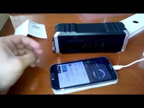 20W Premium Stereo Bluetooth 4.0 Lautsprecher  vtin rocker punker