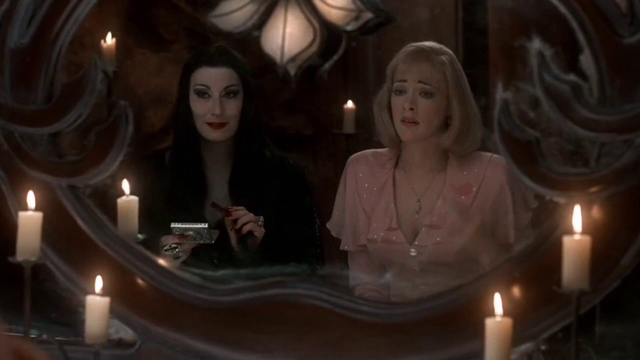 Addams Family Porn why 'addams family values' is still the best comedy of the '90s