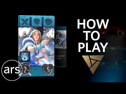How to Play Valve's Artifact | Ars Technica